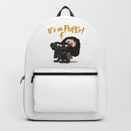 It's So Fluffy Backpack