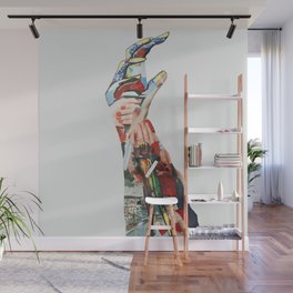 most of us want more Wall Mural