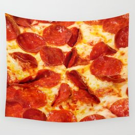 Pizza Me Wall Tapestry