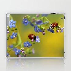 Forget me not... Laptop & iPad Skin