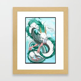 The Kohaku River Framed Art Print