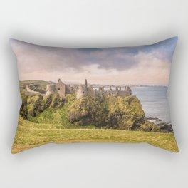 The old castle Rectangular Pillow