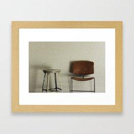 Compliments Framed Art Print