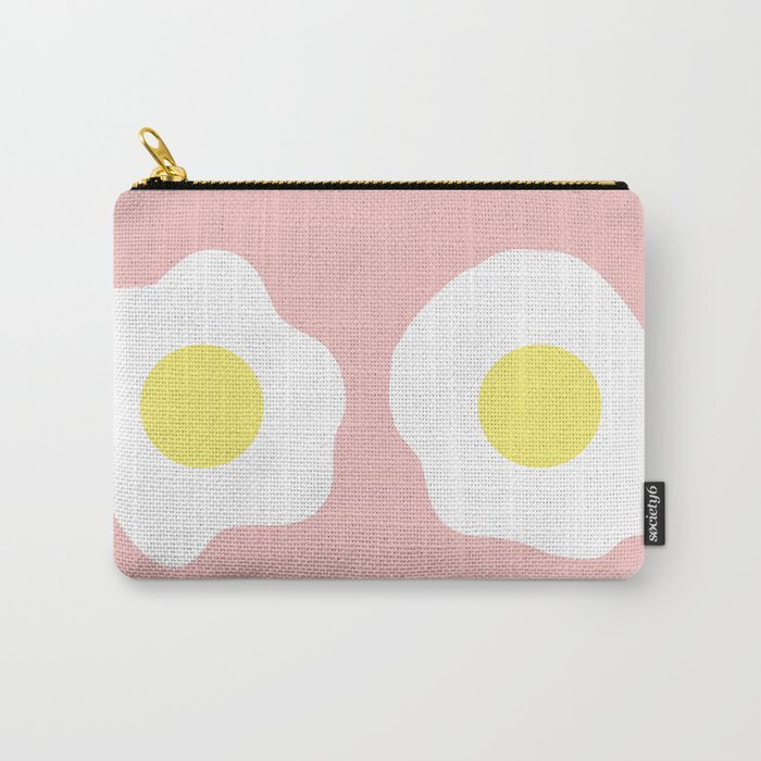 Eggy boobs Carry-All Pouch