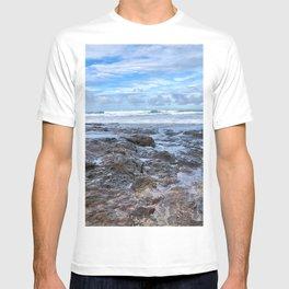 Morning on the Rocks  T-shirt