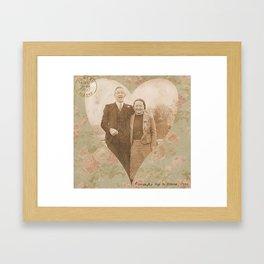 1937 Framed Art Print