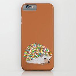 Hedgehog Sprinkles iPhone Case