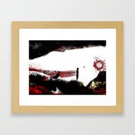 The Traveller Framed Art Print
