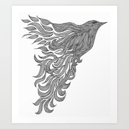 Dreams of Flying Art Print