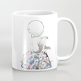 Soulful Mermaid Coffee Mug