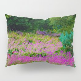 Scottish Heather Pillow Sham