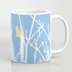 Bird on a Branch IV Mug