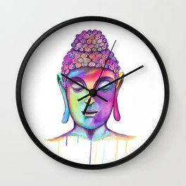 Enlightenment Wall Clock