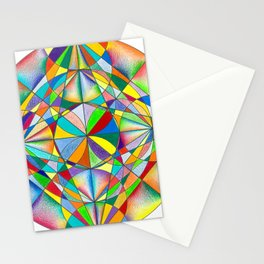 Twinkle Star - The Sacred Geometry Collection Stationery Cards