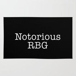 Notorious RBG Rug