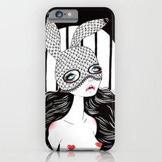 Bunny Mask iPhone 6s Slim Case