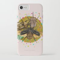 insect iPhone & iPod Cases featuring Insect Universe by dogooder