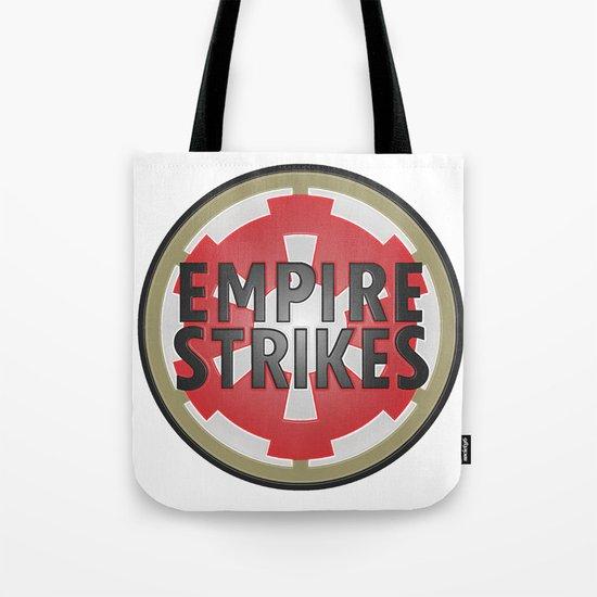 Empire Strikes Tobacco Tote Bag