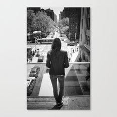 Road to Rapture Canvas Print