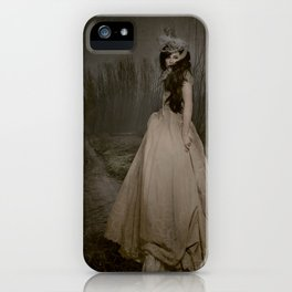 carmilla iPhone Case