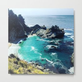 Big Sur, California Metal Print