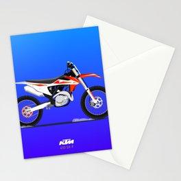 KTM 450 sx-f Endruo Bike Stationery Cards