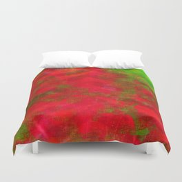 Agitated Duvet Cover
