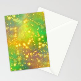 Out Of This World Abstract Stationery Cards