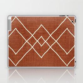 Nudo in Rust Laptop & iPad Skin