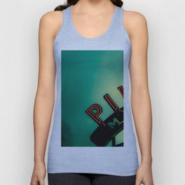 Pike Place Market at Dawn Unisex Tank Top