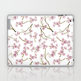 Sakura Cherry Blossoms Laptop & iPad Skin