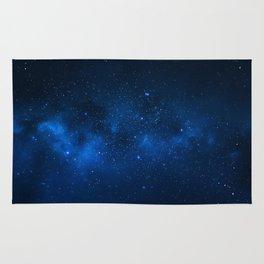 Nebula and Galaxy Rug
