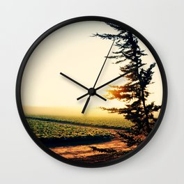Rise to the West Wall Clock