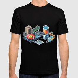 Pixel party T-shirt