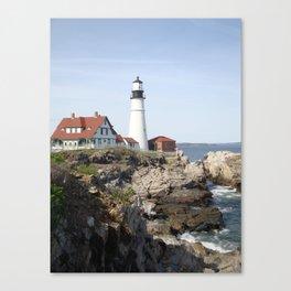 Cape light Canvas Print