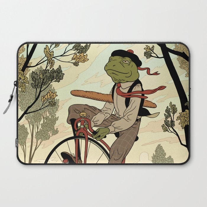 Morning Ride Laptop Sleeve