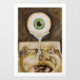 Detox Art Print