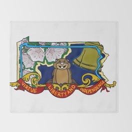 Pennsylvania Pride Throw Blanket