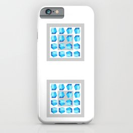 On The Rocks IV iPhone Case