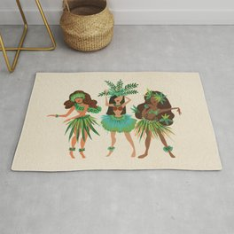 Luau Girls Rug