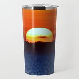 Big Sun & Bird Travel Mug