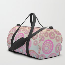Happy Hippy Hoops Duffle Bag