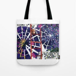 All Ladders Panel 1 Tote Bag
