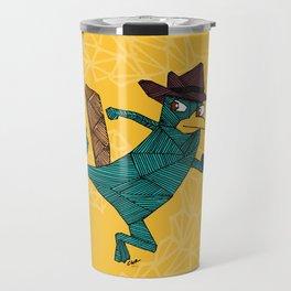 My Perry the Platypus Travel Mug