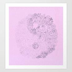 Tranquillity Art Print