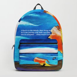 UNCHAIN THE DREAM Backpack
