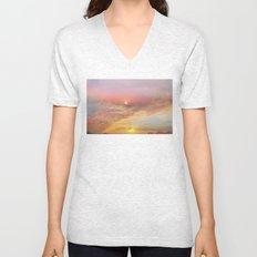 Sunrise & Sunset Unisex V-Neck