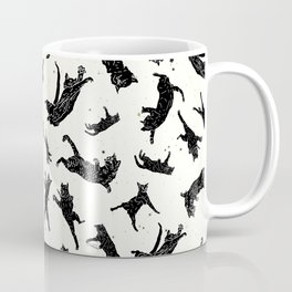Shadow Cats Space Coffee Mug