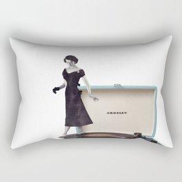 tu mi fai girar Rectangular Pillow
