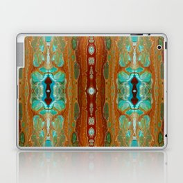 aqua 3 Laptop & iPad Skin